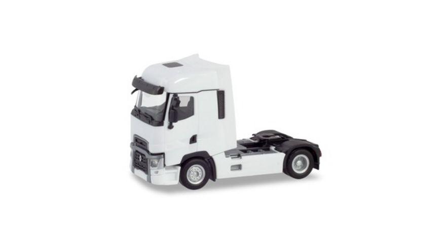 Herpa 310628 Renault T Zugmaschine weiss