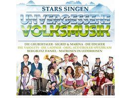 Stars singen unvergessene Volksmusik