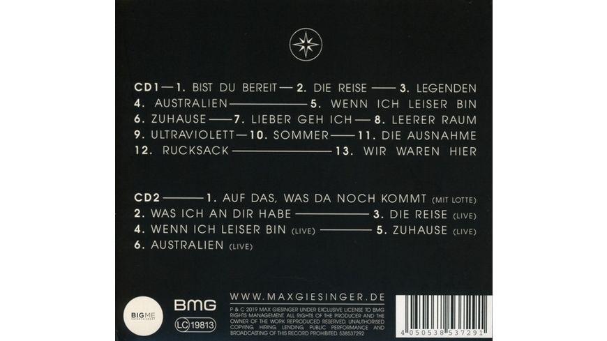 Die Reise Deluxe Version