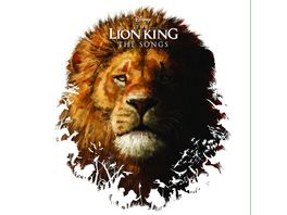 The Lion King The Songs Vinyl