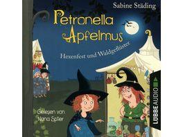 Petronella Apfelmus Hexenfest und Waldgefluester