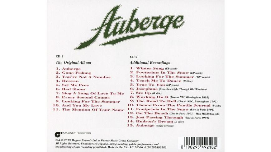 Auberge 2019 Remaster