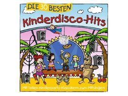 Die 30 Besten Kinderdisco Hits