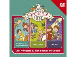 Schule Der Magischen Tiere 3 CD Hspbox Vol 1