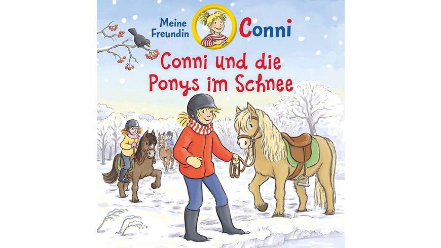 60 Conni Und Die Ponys Im Schnee