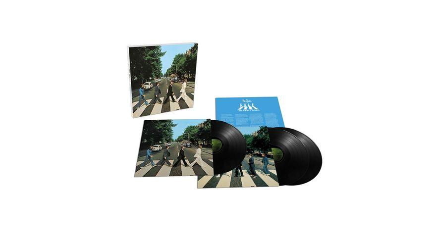 Abbey Road 50th Anniversary Ltd 3LP Box