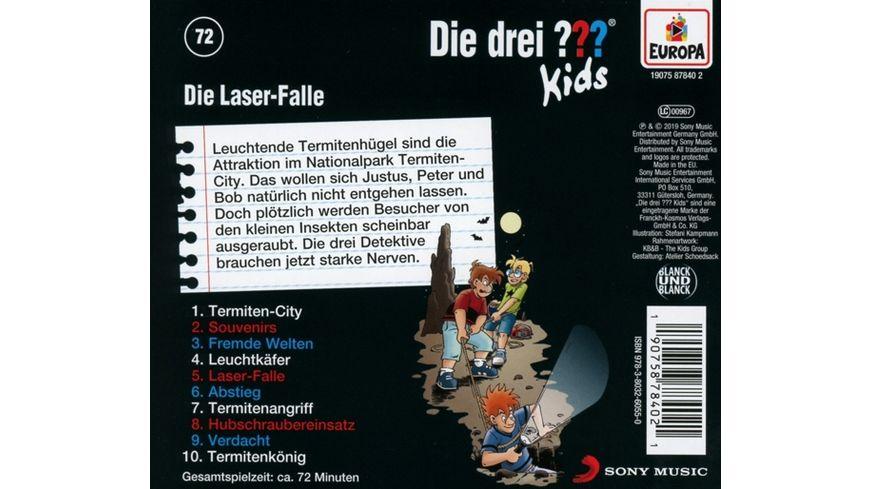 072 Die Laser Falle