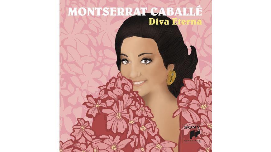 Montserrat Caballe Diva Eterna