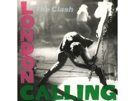 London Calling 2019 Limited Special Sleeve