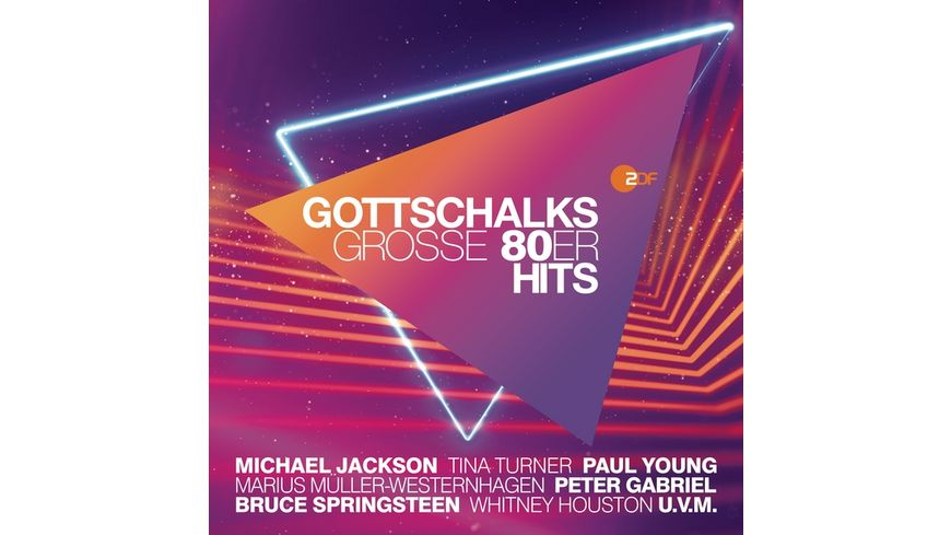 Gottschalks grosse 80er Hits