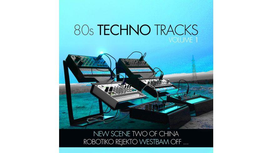 80s Techno Tracks Vol 1