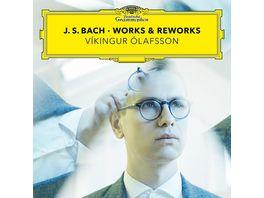 Johann Sebastian Bach Works Reworks
