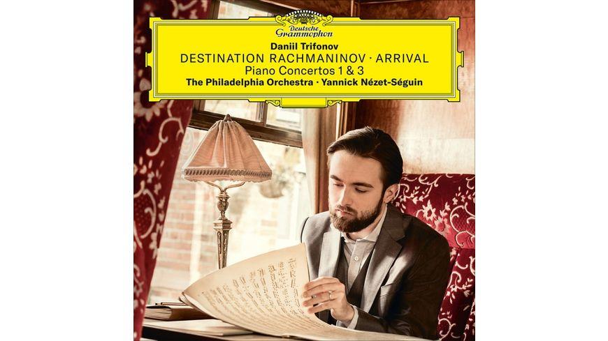Destination Rachmaninov Arrival