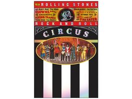 The Rolling Stones Rock And Roll Circus Blu Ray