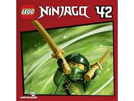 LEGO Ninjago CD 42