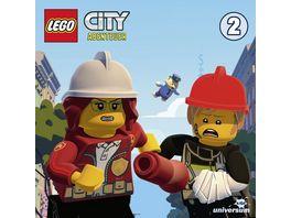LEGO City TV Serie CD 2