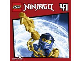 LEGO Ninjago CD 41