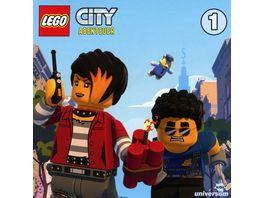LEGO City TV Serie CD 1