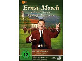 Ernst Mosch Die ZDF Konzerte Gesamtedition Fern