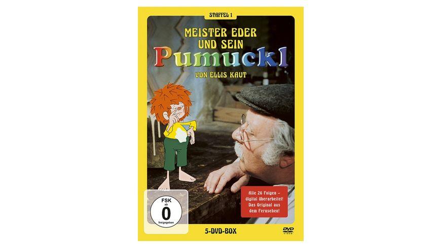 Meister Eder Und Sein Pumuckl Staffel 1 HD