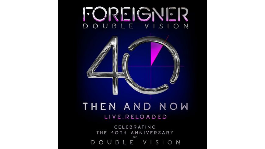 Double Vision:Then And Now (CD+DVD)