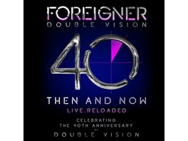 Double Vision Then And Now CD DVD