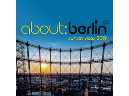 About Berlin 23 Sunset Vibes 2019