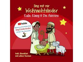 Sing Mit Mir Weihnachtslieder