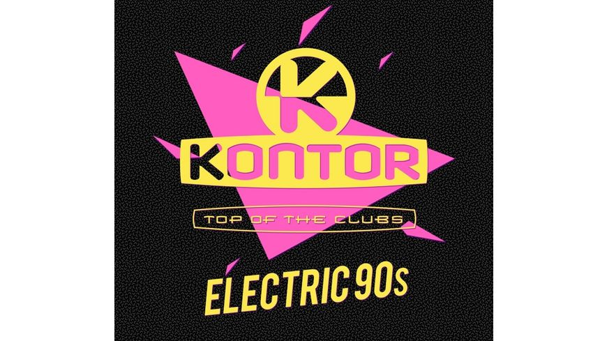 Kontor Top Of The Clubs Electric 90s