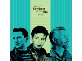 Best Of Billy Bragg At The BBC 1983 2019