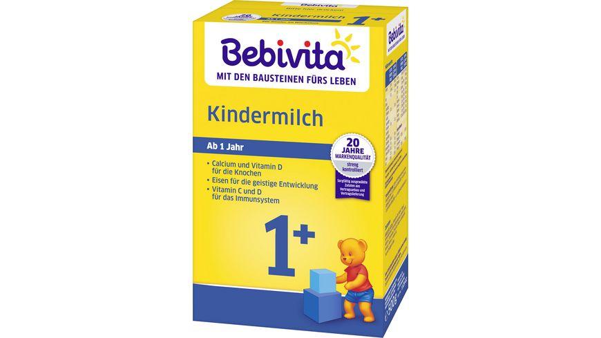 Bebivita Kindermilch 1, 500g, ab 1 Jahr