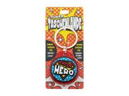 H H Super Taschenlampe Super hero