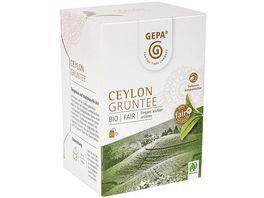 GEPA Bio Ceylon Gruentee TB