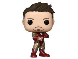 Funko POP Marvel Avengers Endgame Iron Man 2019 Fall Convention Limited Edition