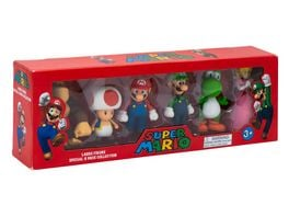 Super Mario Figuren 6er Pack