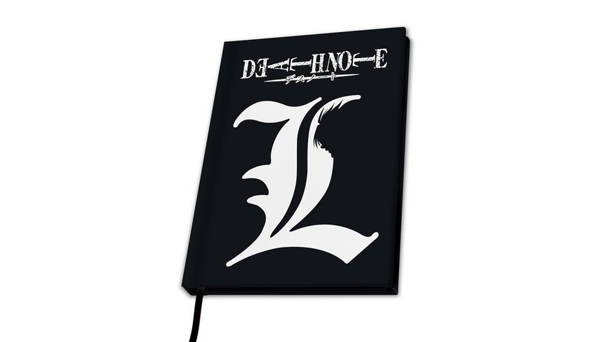 DEATH NOTE A5 Notizbuch 'L