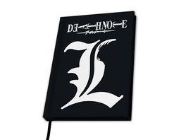DEATH NOTE A5 Notizbuch L