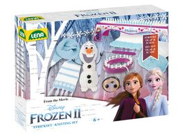 Lena Frozen 2 Strickset
