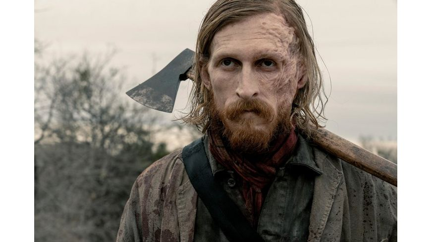 Fear The Walking Dead Staffel 5 Uncut 4 BRs Bonus Blu ray