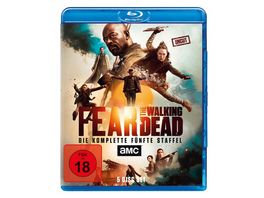 Fear The Walking Dead Staffel 5 Uncut 4 BRs Bonus Blu ray