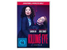 Killing Eve Staffel 2 2 DVDs