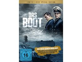 Das Boot Staffel 1 Limited Special Edition 4 BRs