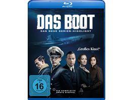 Das Boot Staffel 1 3 BRs