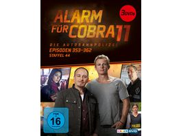 Alarm fuer Cobra 11 Staffel 44 3 DVDs
