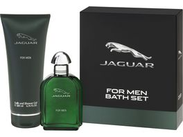 JAGUAR for Men Bath Set Eau de Toilette Shower Gel