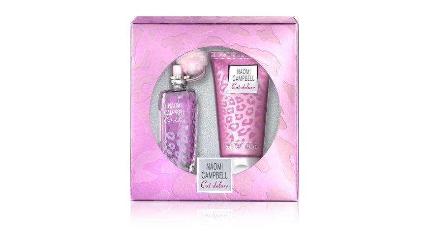 Naomi Campbell Cat Deluxe Eau de Toilette Geschenkset