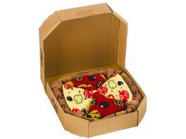Geschenkbox Herren Pizza Socken 3er Pack