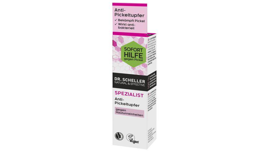 Dr Scheller Spezialist Anti Pickeltupfer