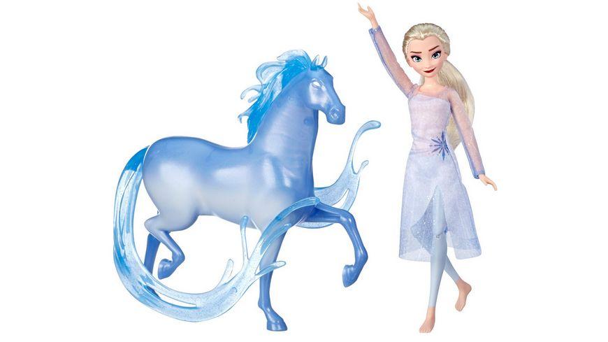 Hasbro Die Eiskoenigin 2 Nokk und Elsa