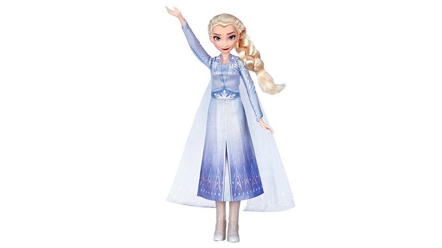 Hasbro Die Eiskoenigin 2 Singende Elsa